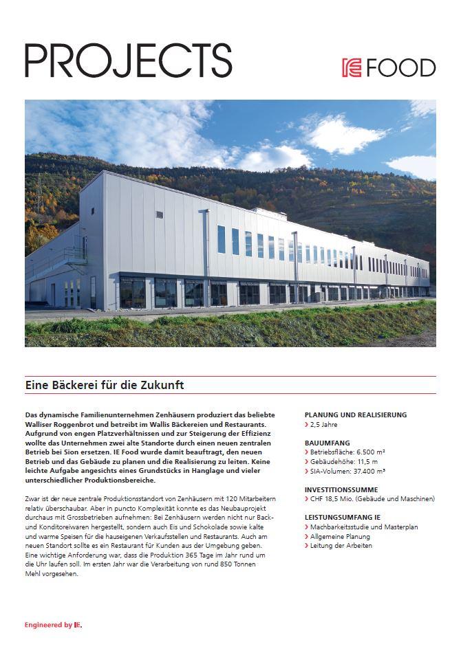 FEZ Deckblatt Zenhäusern