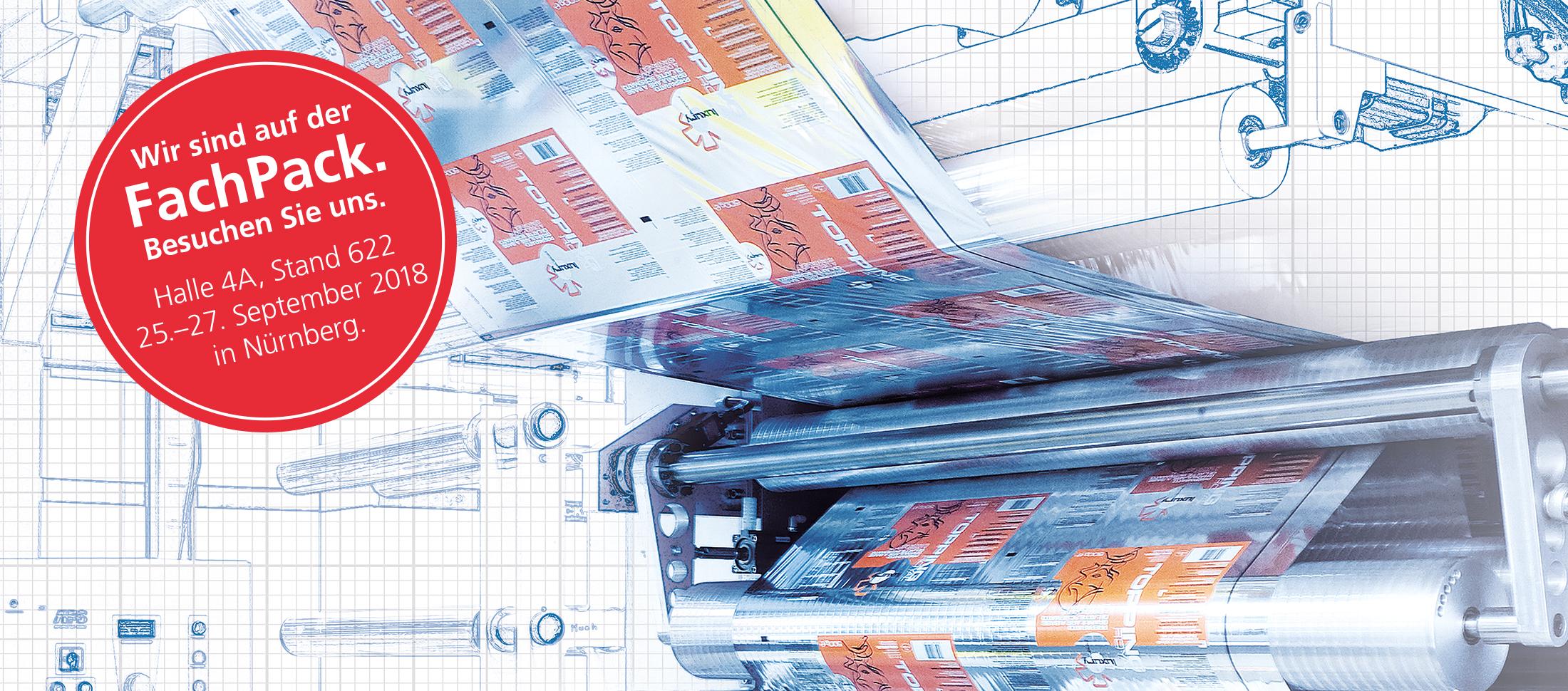 IE Plast und IE Packaging auf der FachPack 2018