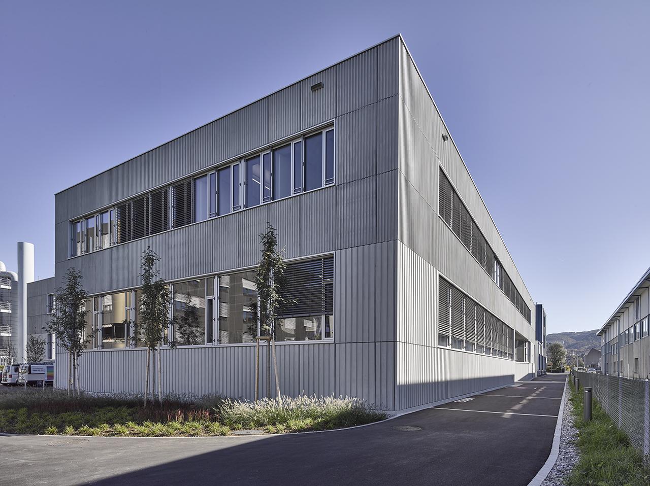 Neue Anklin AG Firmenzentrale