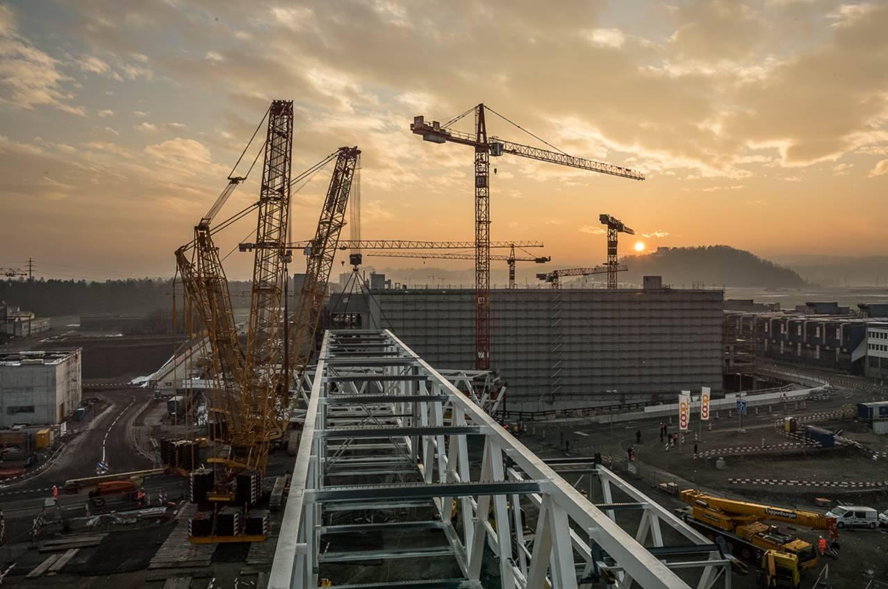 50 Jahre IE, 50 Jahre Industriebau: von der einfachen Hülle zur Raummaschine